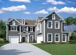 Blythe - Ramsey's Glen: Huntersville, North Carolina - M/I Homes
