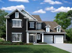 Torrance II - Farrington: Huntersville, North Carolina - M/I Homes