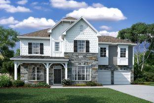 Wilson II - Wrenn Creek: Waxhaw, North Carolina - M/I Homes