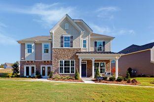 Wilson II - Summers Walk: Davidson, North Carolina - M/I Homes
