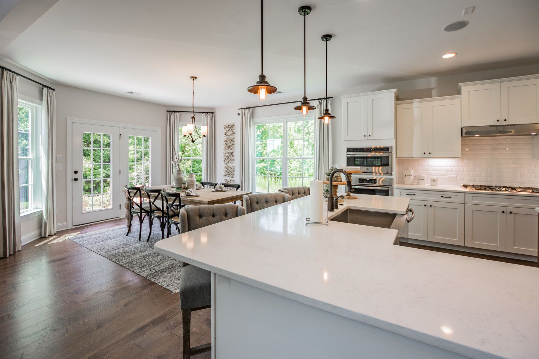 Kitchen featured in the Blythe By M/I Homes in Charlotte, NC