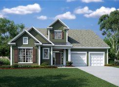 Cambridge II - Farrington: Huntersville, North Carolina - M/I Homes
