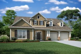 Witley - Bretagne: Indian Land, North Carolina - M/I Homes