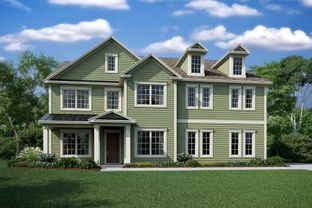 Chatsworth II - Harlow's Crossing: Weddington, North Carolina - M/I Homes