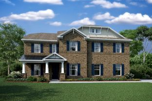 Chatsworth II - Bretagne: Indian Land, North Carolina - M/I Homes