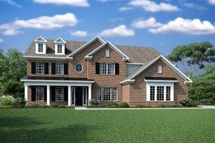 Sullivan - Harlow's Crossing: Weddington, North Carolina - M/I Homes