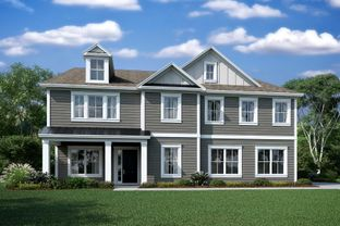 Sutton II - Harlow's Crossing: Weddington, North Carolina - M/I Homes