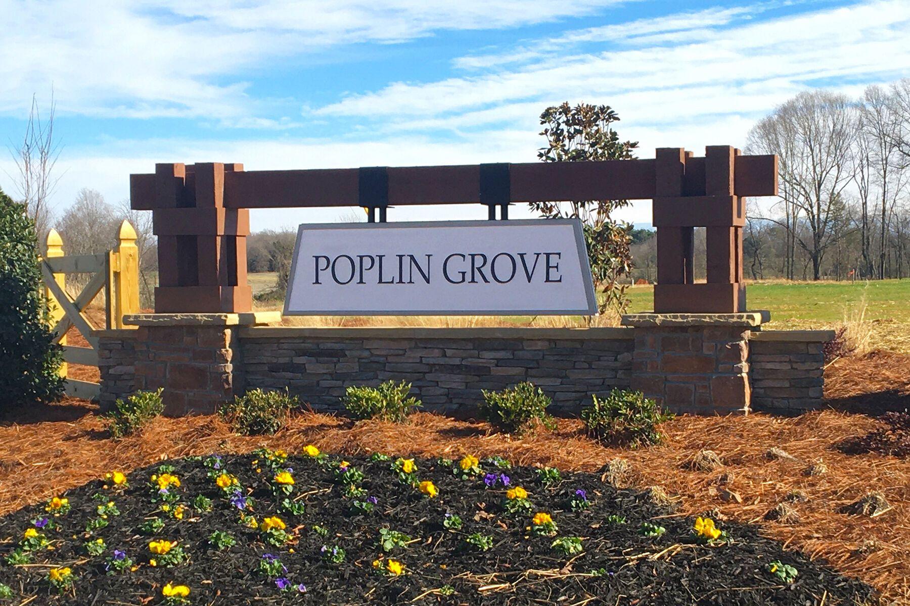 'Poplin Grove' by M/I Homes-Charlotte in Charlotte