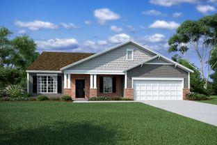 Bellamy - Farrington: Huntersville, North Carolina - M/I Homes
