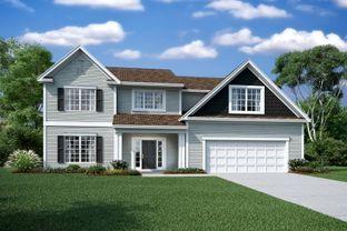 Preston II - Covington: Indian Land, North Carolina - M/I Homes