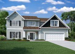 Preston II - Bretagne: Indian Land, North Carolina - M/I Homes