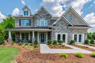 Preston II - Farrington: Huntersville, North Carolina - M/I Homes