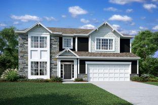 Richmond II - Covington: Indian Land, North Carolina - M/I Homes