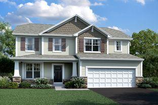 Dearborn - Selwyn Landing: Charlotte, North Carolina - M/I Homes