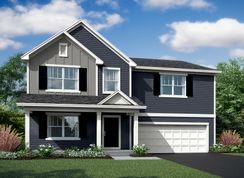 Draper - Kellerton Place: Monroe, North Carolina - M/I Homes