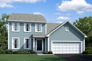 Erie - Kellerton Place: Monroe, North Carolina - M/I Homes