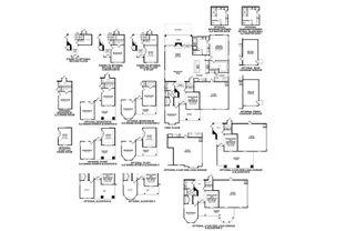 Aberdeen II - Bretagne: Indian Land, North Carolina - M/I Homes