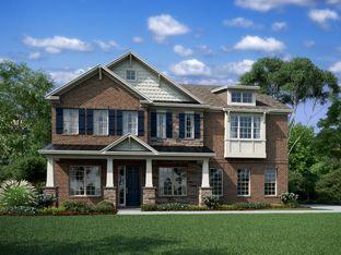 Ashton II - Bretagne: Indian Land, North Carolina - M/I Homes