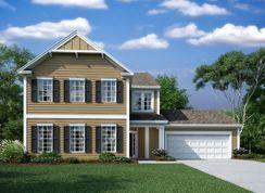 Bradford II - Ramsey's Glen: Huntersville, North Carolina - M/I Homes