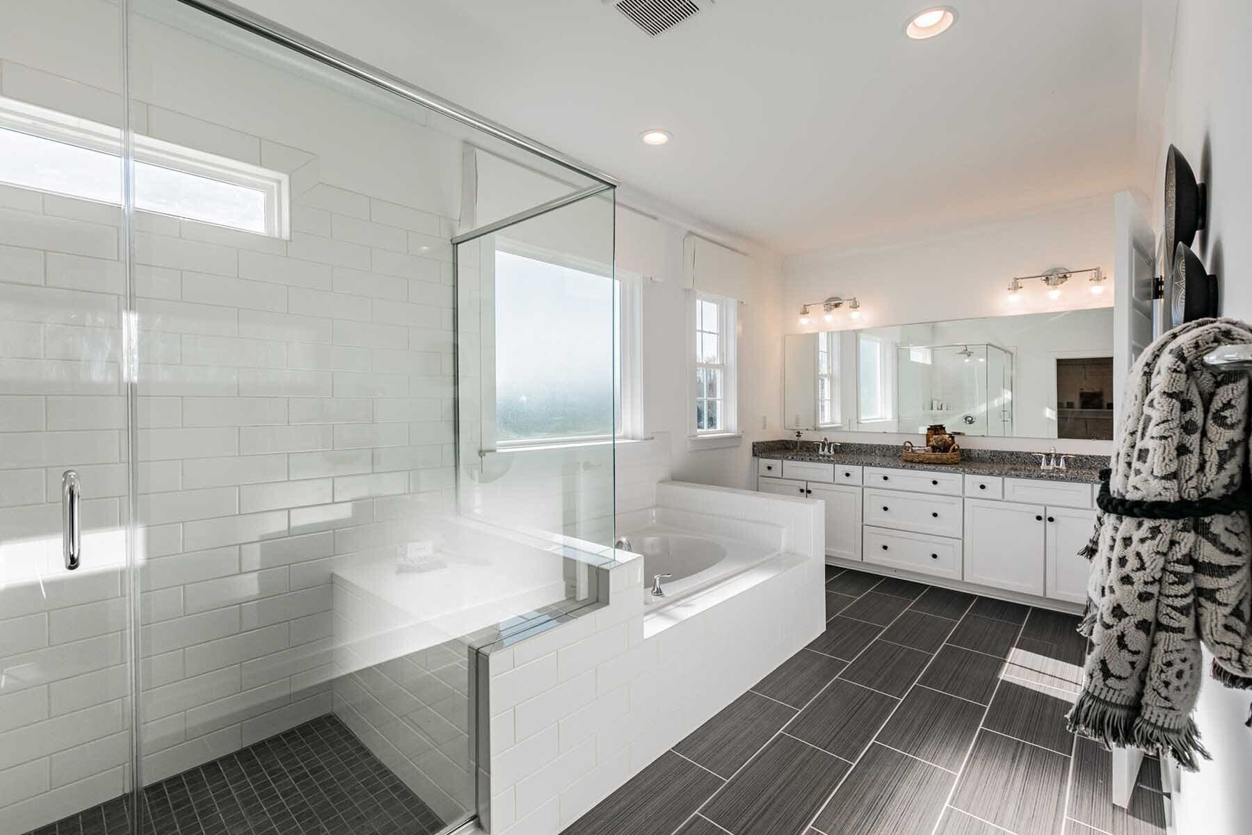 Bathroom featured in the Torrance II By M/I Homes in Charlotte, NC