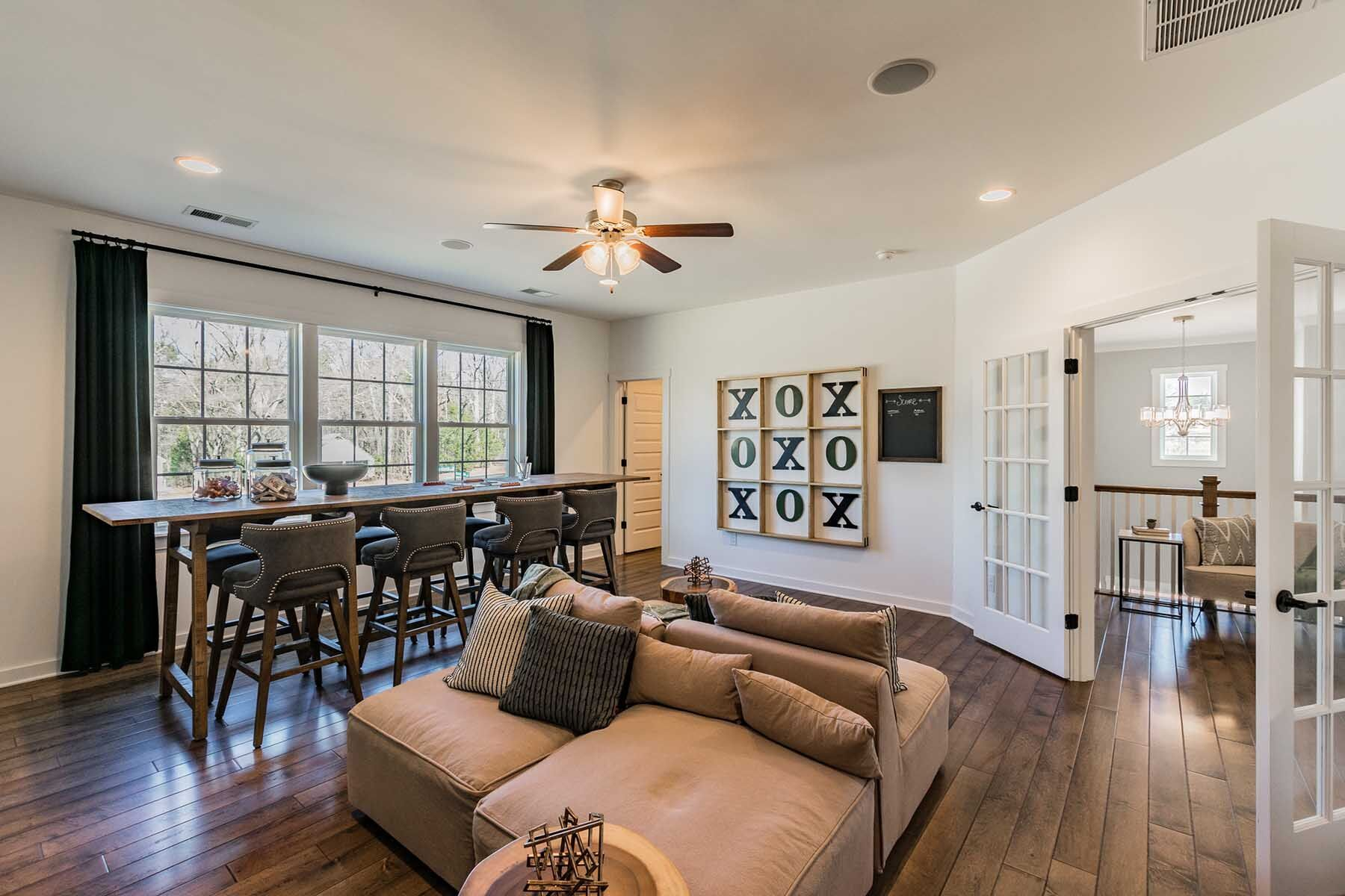 Living Area featured in the Torrance II By M/I Homes in Charlotte, NC