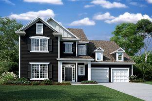 Torrance II - Wrenn Creek: Waxhaw, North Carolina - M/I Homes