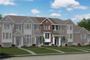 Belmont - The Square at Goodings Grove: Homer Glen, Illinois - M/I Homes