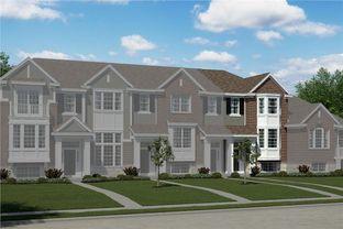 Clark - The Square at Goodings Grove: Homer Glen, Illinois - M/I Homes
