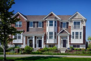 Foster - Emerson Park: Naperville, Illinois - M/I Homes