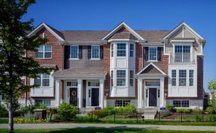 Emerson Park by M/I Homes in Chicago Illinois