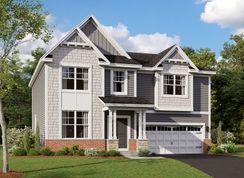 Corliss - Avery Ridge: Lake Zurich, Illinois - M/I Homes