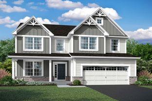 Eastman - Silo Bend: Lockport, Illinois - M/I Homes