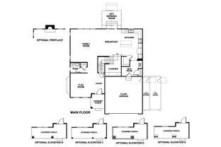 Eastman - Avery Ridge: Lake Zurich, Illinois - M/I Homes