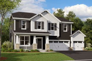 Gresham - Avery Ridge: Lake Zurich, Illinois - M/I Homes