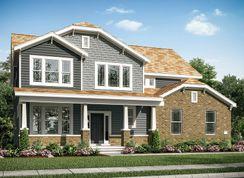 Stockton - Wineberry: Libertyville, Illinois - M/I Homes