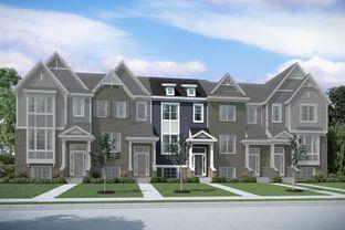 Belmont - Mason Pointe: La Grange, Illinois - M/I Homes