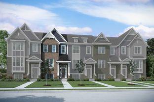 Clark - Mason Pointe: La Grange, Illinois - M/I Homes