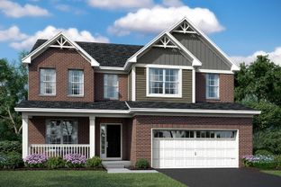 Eastman - Westminster Gardens: Shorewood, Illinois - M/I Homes