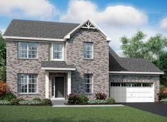 Everette - Westminster Gardens: Shorewood, Illinois - M/I Homes