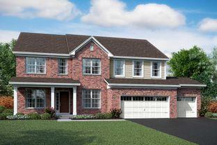 Langley - Westminster Gardens: Shorewood, Illinois - M/I Homes