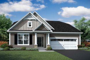 Austin - Chatham Square: Plainfield, Illinois - M/I Homes