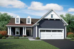 Berkley - Wentworth of Kildeer: Kildeer, Illinois - M/I Homes