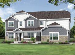 Kingston - Tallgrass: Lake Barrington, Illinois - M/I Homes
