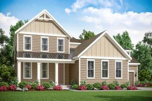 Merrill - Tallgrass: Lake Barrington, Illinois - M/I Homes