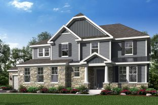 Stanley - Tallgrass: Lake Barrington, Illinois - M/I Homes
