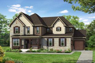 Stockton - Tallgrass: Lake Barrington, Illinois - M/I Homes