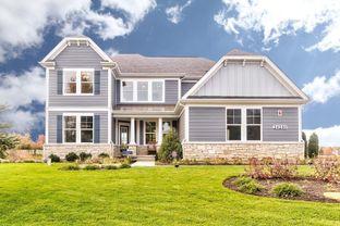 Sumner - Tallgrass: Lake Barrington, Illinois - M/I Homes