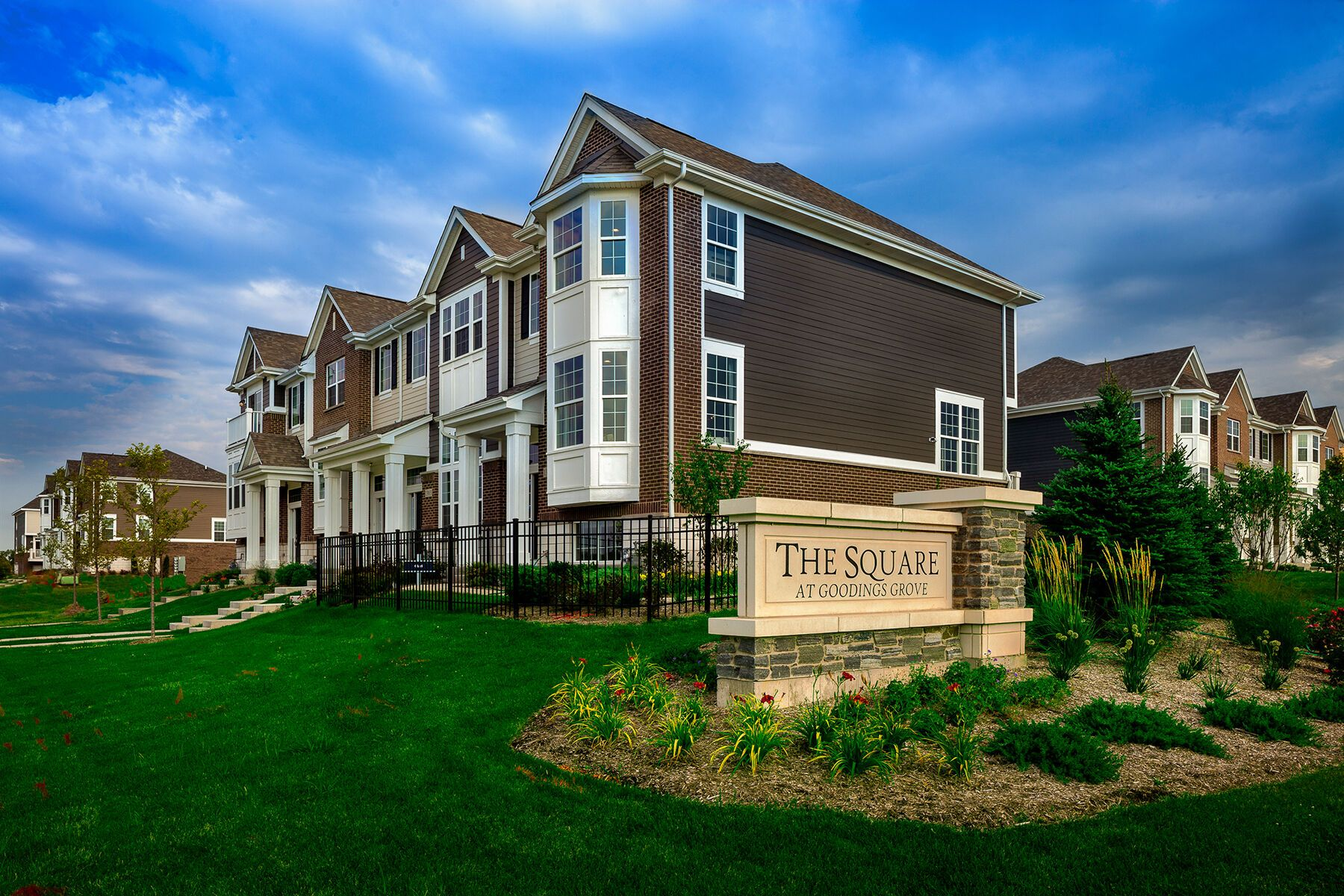 'The Square at Goodings Grove' by M/I Homes-Chicago in Chicago