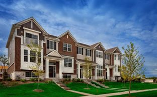 The Square at Goodings Grove by M/I Homes in Chicago Illinois