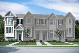 Foster - The Square at Goodings Grove: Homer Glen, Illinois - M/I Homes